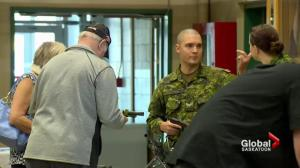 Saskatoon's Army Reserve opens doors in recruitment effort